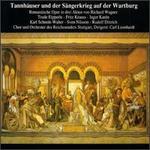 Tannhäuser und der Sängerkrieg auf der Wartburg