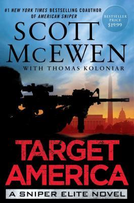 Target America - McEwen, Scott