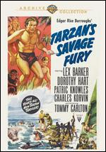 Tarzan's Savage Fury - Cy Raker Endfield; David Ross Lederman