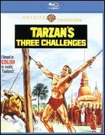 Tarzan's Three Challenges [Blu-ray]