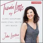 Tasmin Little plays Clara Schumann, Dame Ethel Smyth, Amy Beach