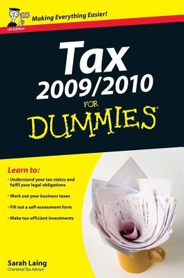 Tax For Dummies 2009/2010 - Laing, Sarah