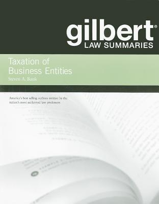Taxation of Business Entities -