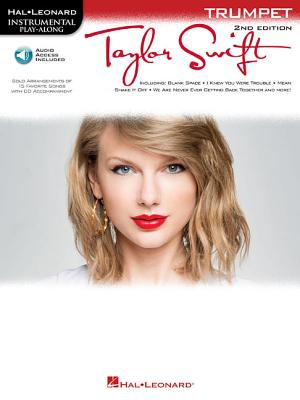 Taylor Swift: Trumpet Play-Along Book with Online Audio - Swift, Taylor