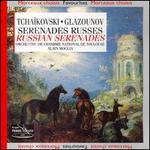 Tchaïkovski, Glazounov: Russian Serenades