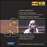 Tchaikovsky: Concerto for violin, Op. 35; Mozart: Concerto for violin, K219