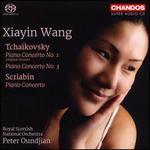 Tchaikovsky: Piano Concerto No. 1; Piano Concerto No. 3; Scriabin: Piano Concerto