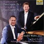 Tchaikovsky: Piano Concerto No.1/Saint-Saëns: Piano Concerto No.2