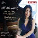 Tchaikovsky: Piano Concerto No. 2; Khachaturian: Piano Concerto