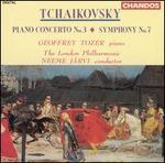 Tchaikovsky: Piano Concerto No. 3; Symphony No. 7