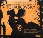 Tchaikovsky: Piano Trio, Op. 50; Variations on a Rococo Theme, Op. 33
