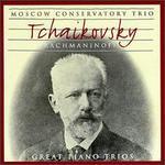 Tchaikovsky, Rachmaninoff: Great Piano Trios