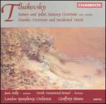 Tchaikovsky: Romeo and Juliet Fantasy Overture; Hamlet Overture & Incidental Music - Derek Hammond-Stroud (baritone); Janis Kelly (soprano); London Symphony Orchestra; Geoffrey Simon (conductor)