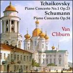 Tchaikovsky, Schumann: Piano Concertos