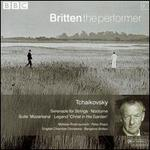 "Tchaikovsky: Serenade for Strings; Nocturne; Suite ""Mozartiana""; Legend ""Christ in His Garden"""
