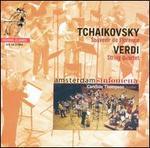 Tchaikovsky: Souvenir de Florence; Verdi: String Quartet