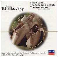 Tchaikovsky: Swan Lake; Sleeping Beauty; The Nutcracker - Ballet Suites - Michael Haran (cello); Uri Pianka (violin)