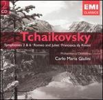 Tchaikovsky: Symphonies Nos. 2 & 6; Romeo and Juliet; Francesca da Rimini