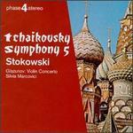 Tchaikovsky: Symphony No. 5; Glazunov: Violin Concerto