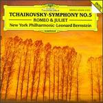 "Tchaikovsky: Symphony No.5 in E minor/Fantasy Overture ""Romeo and Juliet"""
