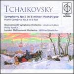 """Tchaikovsky: Symphony No. 6 in B minor """"Pathétique""""; Piano Concerto No. 3 in E Flat"""