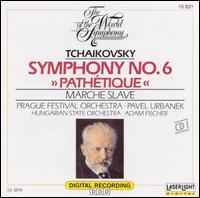"""Tchaikovsky: Symphony No. 6 """"Pathétique""""; Marche Slave -"""