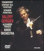 "Tchaikovsky: Symphony No. 6 ""Pathétique""; Scriabin: Prometheus [DVD Audio]"