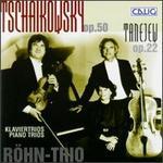 Tchaikovsky, Tanejew: Piano Trios