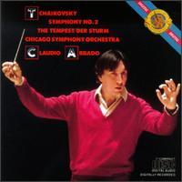 Tchaikovsky: The Tempest; Symphony No. 2 - Chicago Symphony Orchestra; Claudio Abbado (conductor)