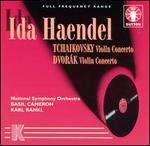 Tchaikovsky: Violin Concerto; Dvorák: Violin Concerto