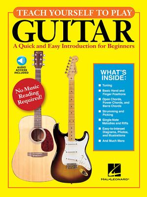 Teach Yourself to Play Guitar - Brewster, David M