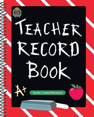 Teacher Record Book - Teacher Created Resources (Creator)