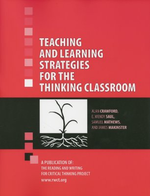 Teaching and Learning Strategies for the Thinking Classroom - Crawford, Alan, Mr.