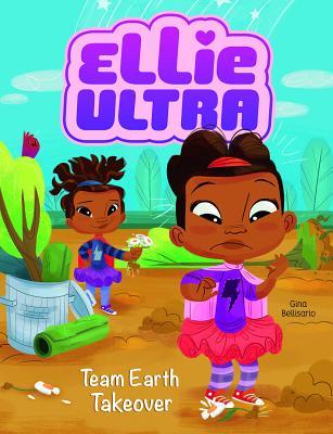 Team Earth Takeover - Bellisario, Gina