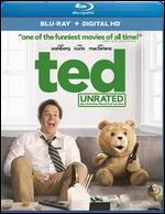 Ted [Includes Digital Copy] [UltraViolet] [Blu-ray]