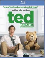 Ted [Includes Digital Copy] [UltraViolet] [With Movie Cash] [Blu-ray] - Seth MacFarlane
