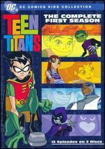 Teen Titans: Season 01
