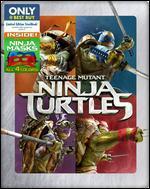 Teenage Mutant Ninja Turtles [Includes Digital Copy] [Blu-ray/DVD] [Steelbook]