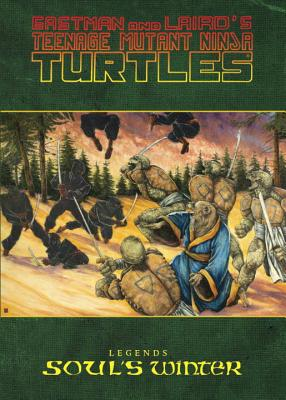 Teenage Mutant Ninja Turtles Legends: Soul's Winter by Michael Zulli - Zulli, Michael