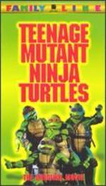 Teenage Mutant Ninja Turtles: The Movie [Bilingual] [Blu-ray]