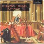 Telemann, Bodinus: Quartets