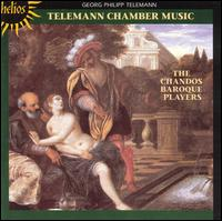 Telemann: Chamber Music - Chandos Baroque Players