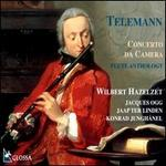 Telemann: Concerto da Camera (Flute Anthology)
