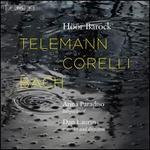 Telemann, Corelli, Bach