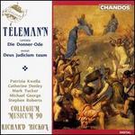 Telemann: Die Donner-Ode; Deus judicium tuum