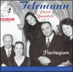 Telemann: Paris Quartets, Vol. 3