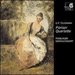 Telemann: Pariser Quartette