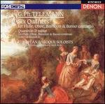 Telemann: Six Quartets