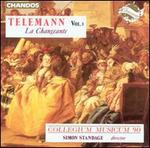 Telemann, Vol. 1: La Changeante