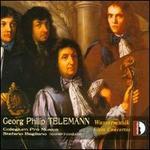 Telemann: Wassermusik; Flute Concertos